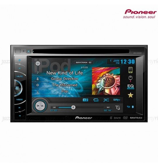 Pioneer - AVH X2690BT - LCD Touchscreen DVD Player
